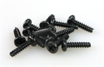 ROUND HEAD SELF TAPPING SCREW 3x12 (12)